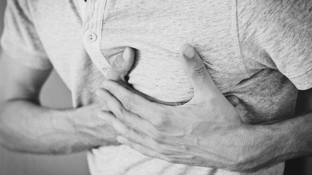 sindrome gastro cardiaca