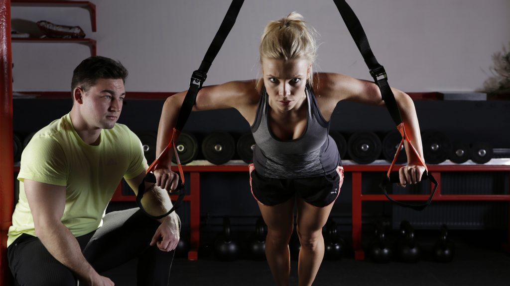allenarsi con un personal trainer