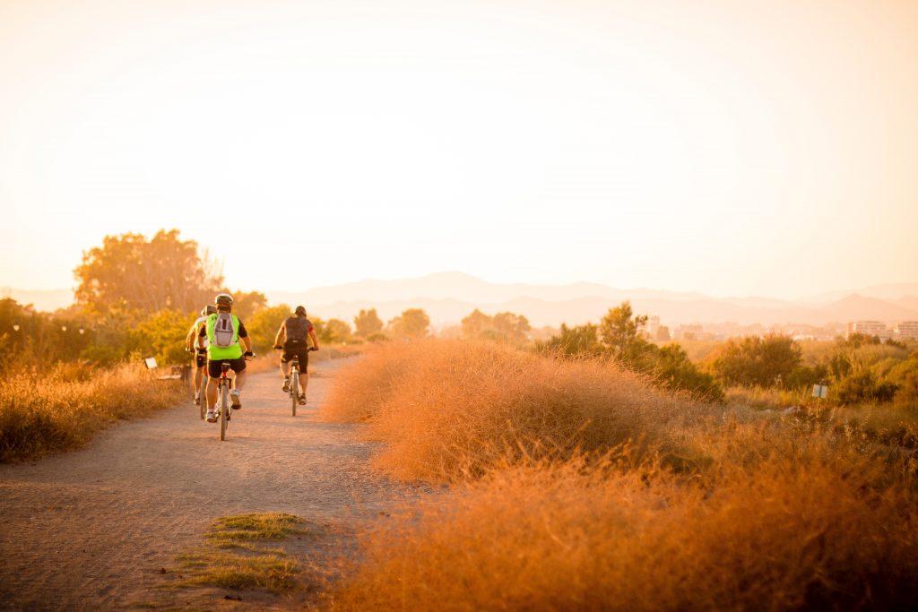 mal di schiena in bicicletta